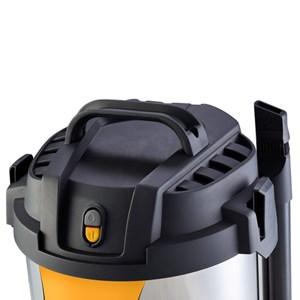 Aspirador De Pó GTW Inox 12 Litros c/ Bocal De Sopro - Wap