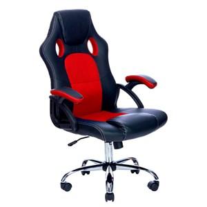 Cadeira Gamer Base cromada giratória Best