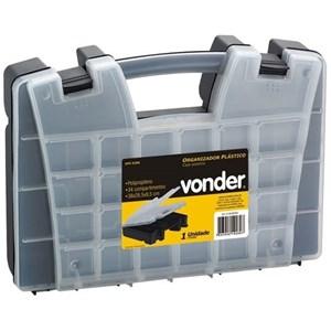 Caixa Plastica Organizador Vonder Opv 0200