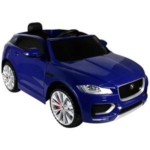 Carrinho Elétrico Infantil Jaguar F-Pace Elétrico 12V Azul BelFix