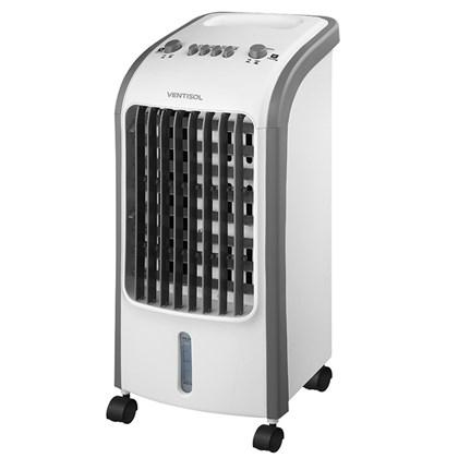 Climatizador de Ar Portatil Com Gel para Resfriamento 3 Velocidades 4L 80W Ventisol