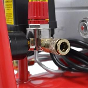 Compressor de Ar 8,8 Pés3/min 2,5hp 50 Litros 110/220v - Motomil