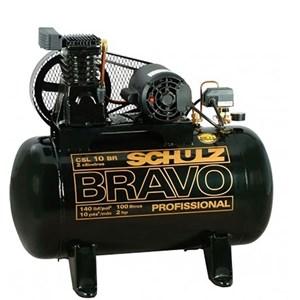 Compressor De Ar Csl 10/100 2Cv 110/220V Bravo Schulz