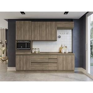 Cozinha Completa CB576 Nogal Kappesberg