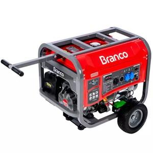 Gerador de Energia à Gasolina 13,0 KVA 4T Mono Bivolt B4T-13000E BRANCO