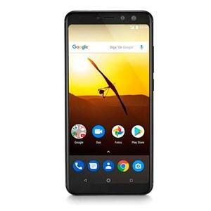 "Smartphone Ms80 3Gb Ram 32Gb Tela 5,7"" Hd+ 4G Android 7.1 Dual Câmera 20Mp+8Mp Preto - Multilaser"