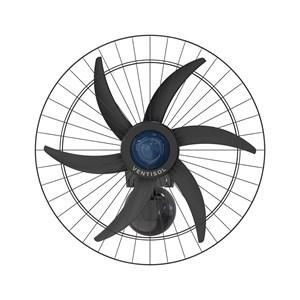 Ventilador Parede Steel 60cm Turbo 6 Pás Bivolt Ventisol